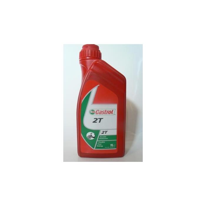Olej Castrol 2T 1 litr