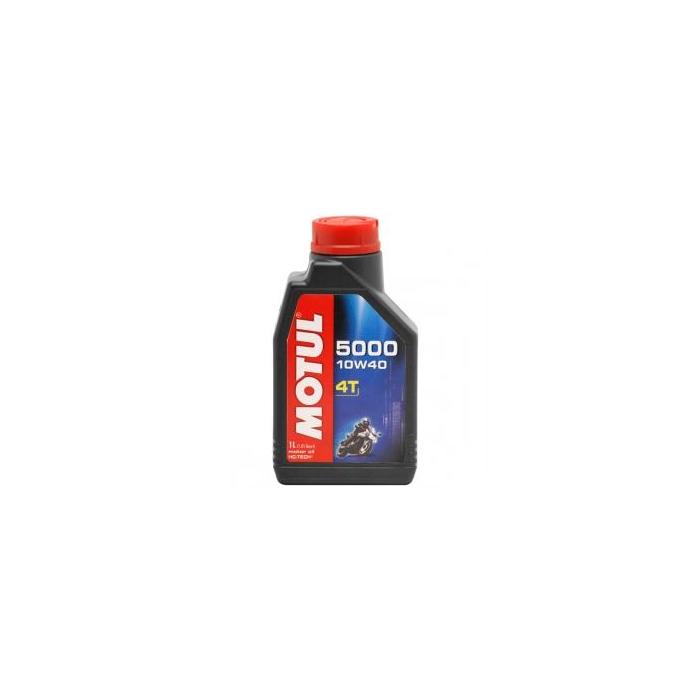Olej Motul 5000 10W-40 1 litr (3000+)