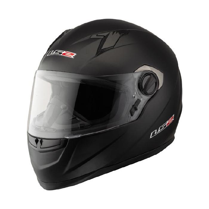 Přilba na motorku LS2 Concept černá matná - vel. L