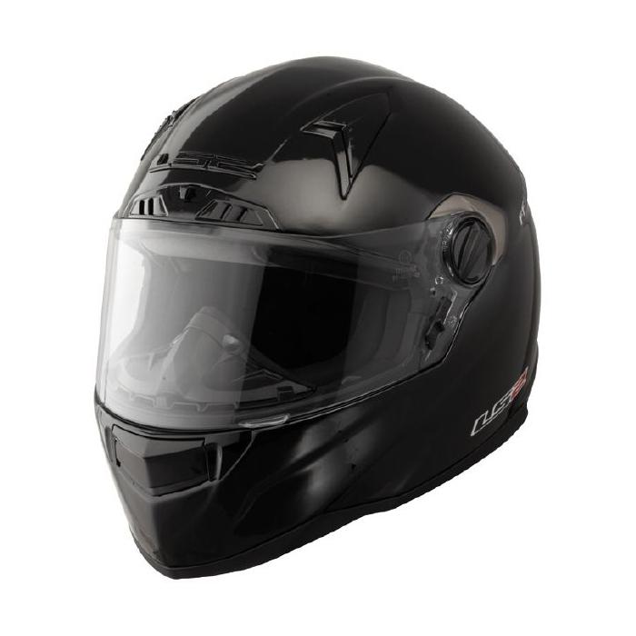Prilba na motorku LS2 Concept čierna vypredaj výpredaj