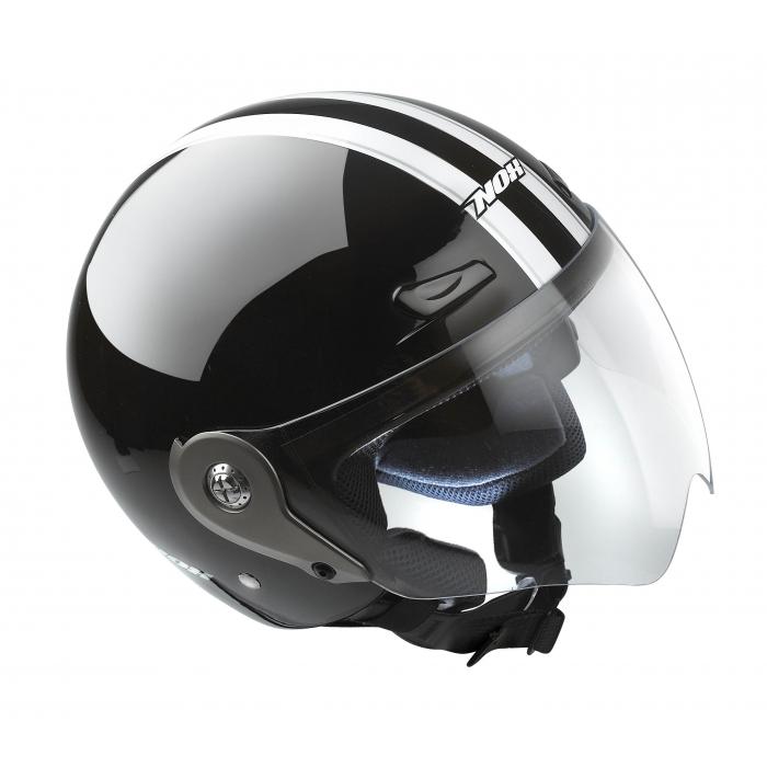 Přilba na motorku otevřená Nox N605