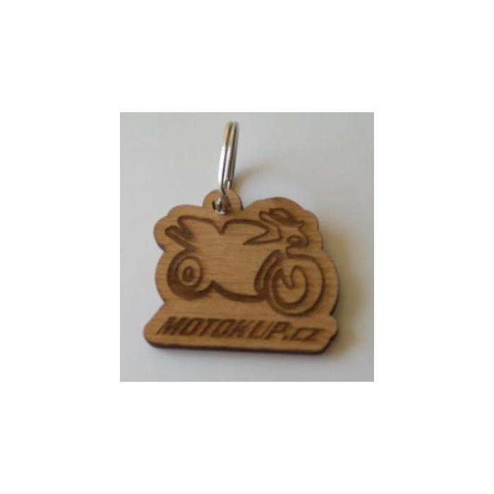 Přívěsek na klíče Motokup