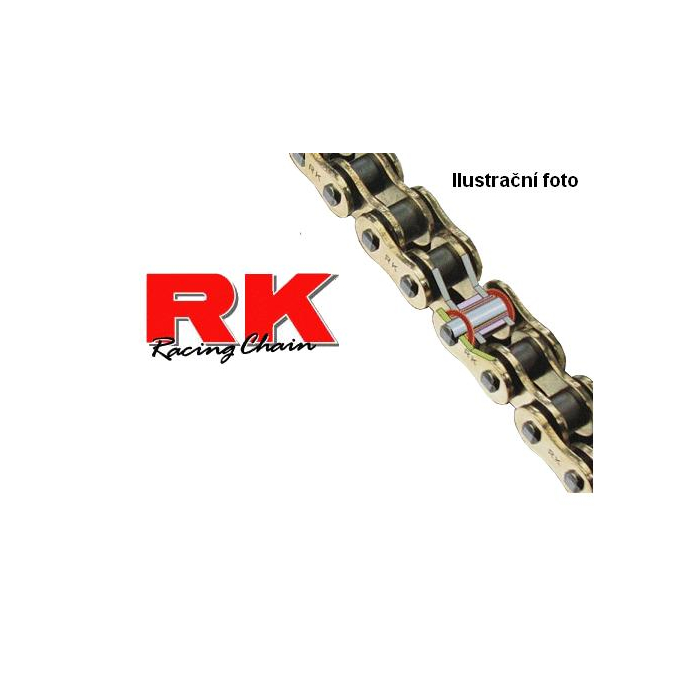 Reťaz RK 525 XSO 110 článkov X-krúžky