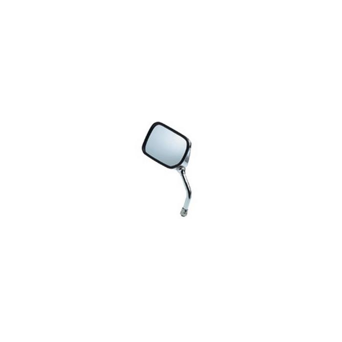 Zrkadlá na moto univerzálny-Emgo-Chróm 3523 krátka