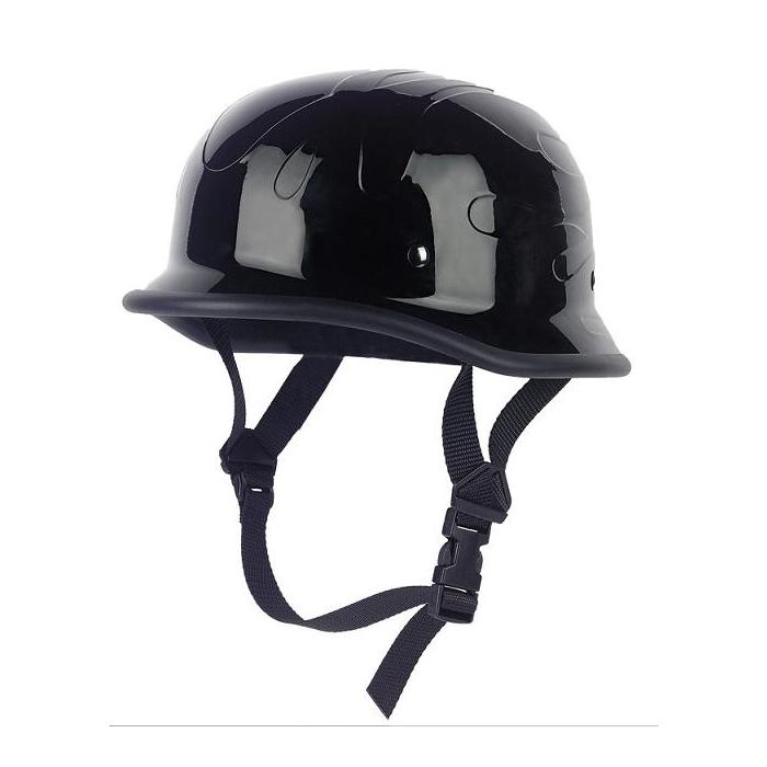 Chopper helma Braincap-HR-23