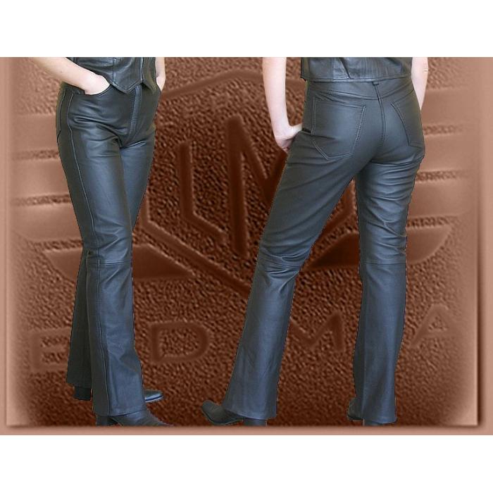 Kožené nohavice Klasik - dámske vypredaj výpredaj