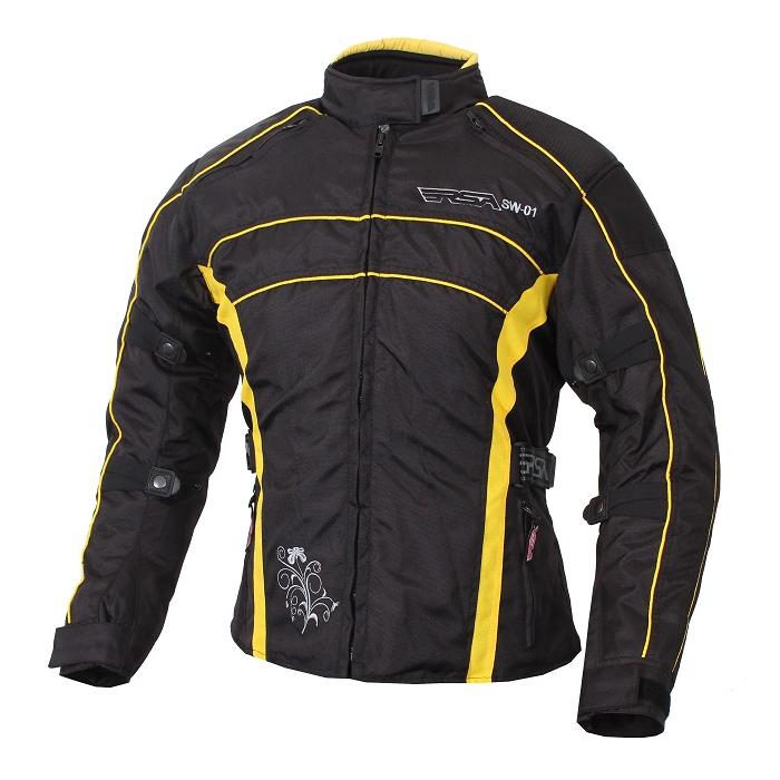 Moto bunda dámska RSA SW-01 vypredaj