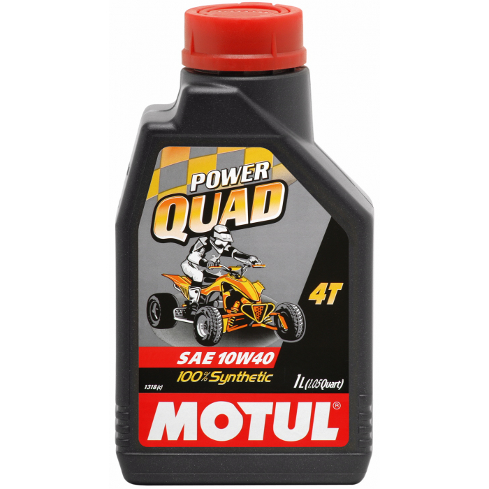 Olej Motul Power Quad 4T 10W40 1L