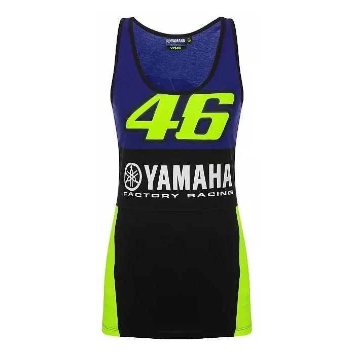 Dámske tielko VR46 Valentino Rossi Yamaha