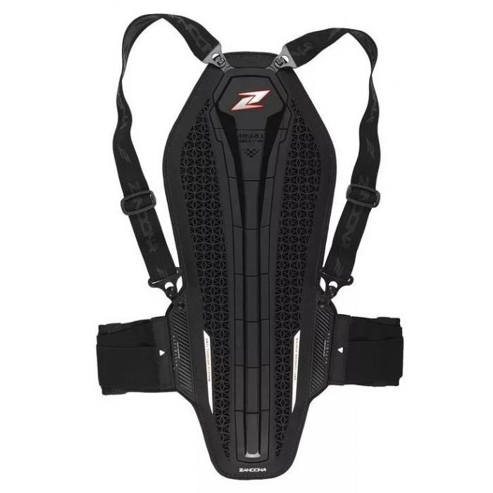 Chrbticový chránič Zandona Hybrid Back Pro X8 čierny 178-187 cm
