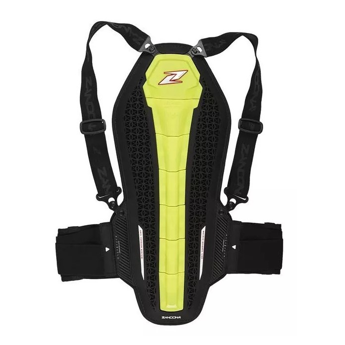 Chrbticový chránič Zandona Hybrid Back Pro X8 fluo žltý 178-187 cm výpredaj