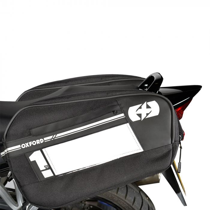 Bočné brašne na motocykel Oxford F1 55L