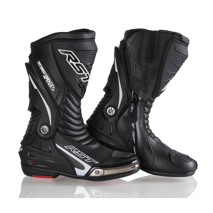 Čižmy na motocykel RST Tractech Evo 3 Sport čierne výpredaj