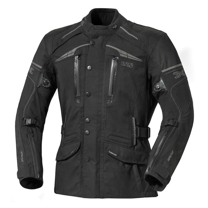Dámska bunda na motocykel iXS Montgomery čierna
