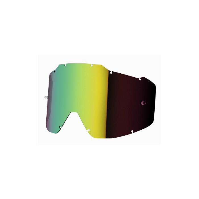 Dúhovo irídiovej sklo do okuliarov Shot Assault/ Iris