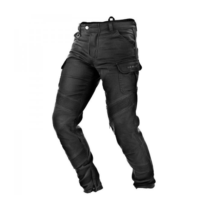 Jeansy na motocykel Shima Giro čierne výpredaj