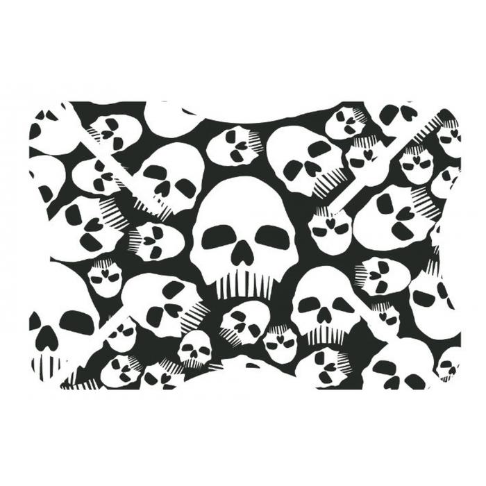 Protektor laku prilby Oxford Helmet Bumper Skullz