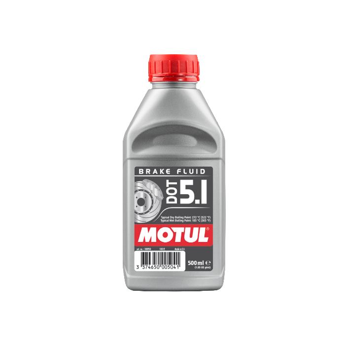 Brzdová kvapalina Motul Dot 5.1